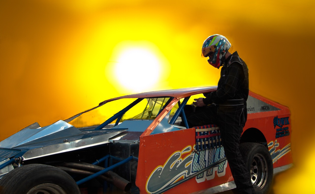 Color - Sunset Driver - David Goodge