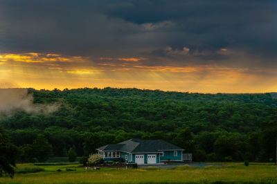Color - Pocono Sunrise - Ralph Nordenhold