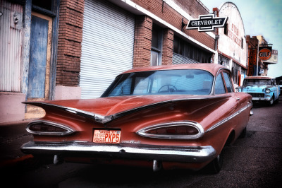 59 Chevy by Dennis Deeny